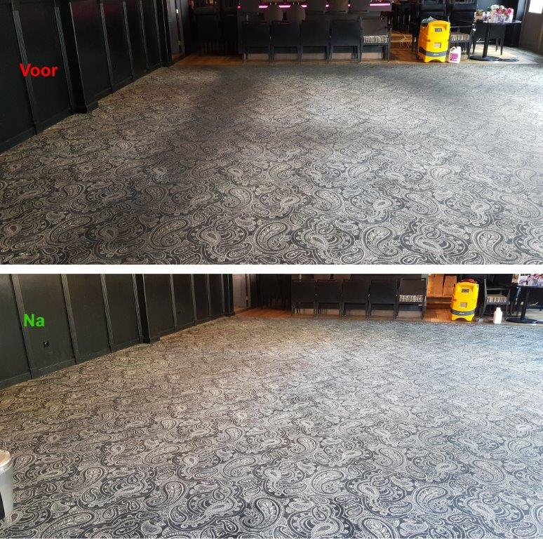 Carpet Cleaning Goes