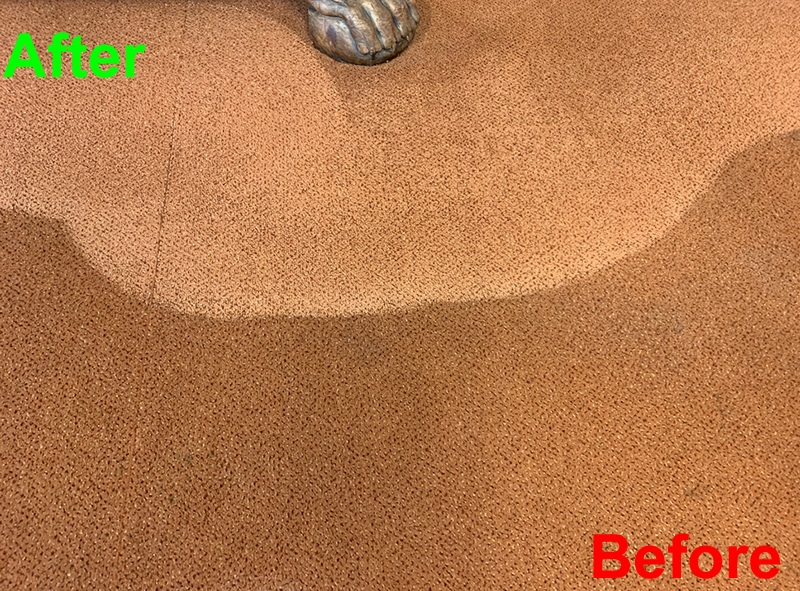 Carpet cleaning Almere