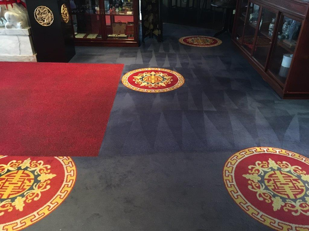 Carpet cleaning Rotterdam