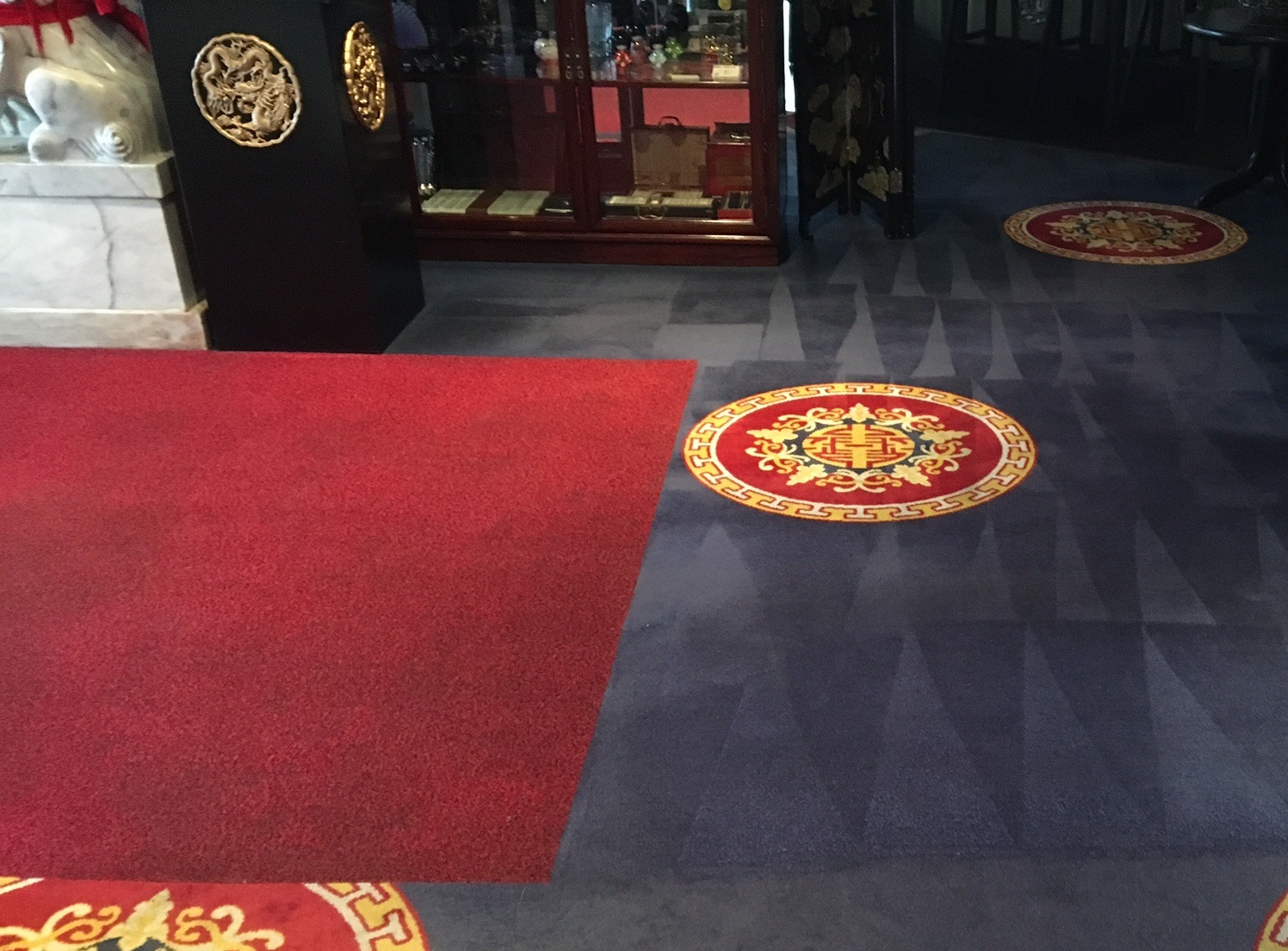 carpet cleaning casino