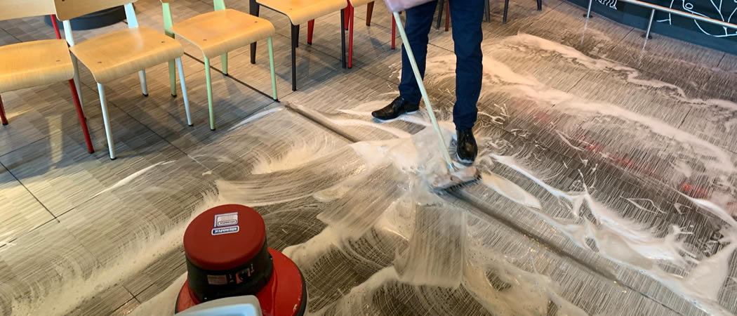 Floor Cleaning Specialist Amsterdam