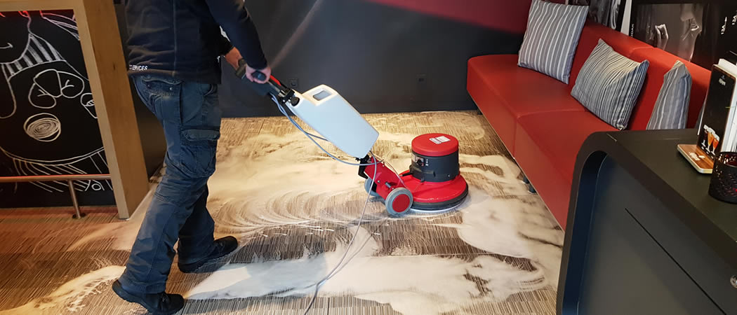 Floor Cleaning Hotels